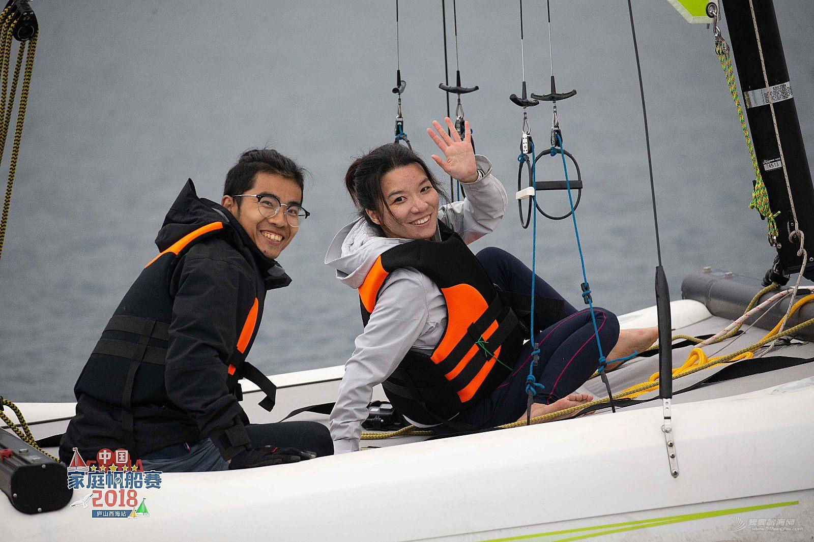 中国家庭帆船赛九江站-采访视频