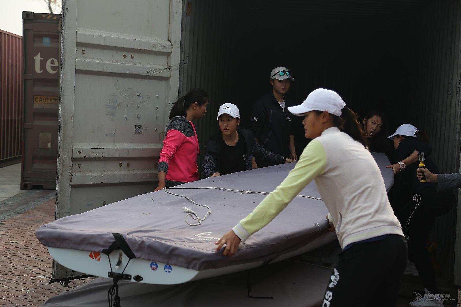 中国帆船联赛首届首站明日潍坊开赛,帆船职业化的大幕即将拉开