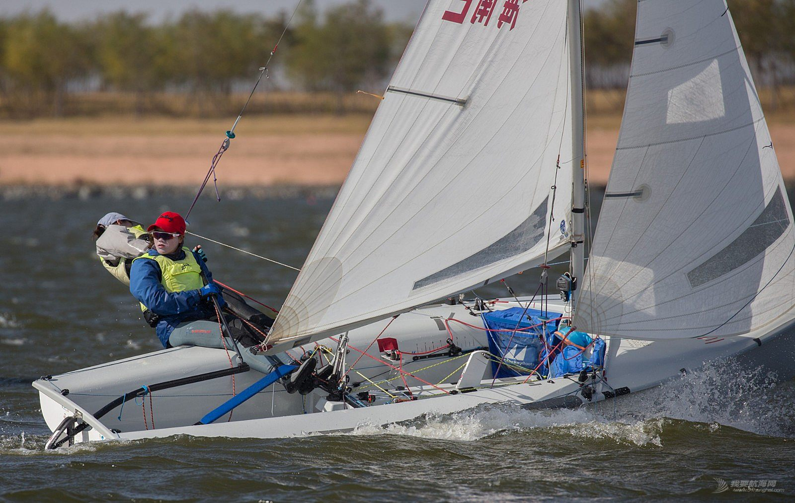 2018中国帆船联赛潍坊站26日国手赛事图片4