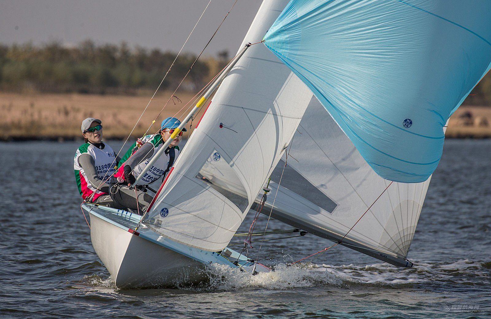 2018中国帆船联赛潍坊站27日国手赛事图片4