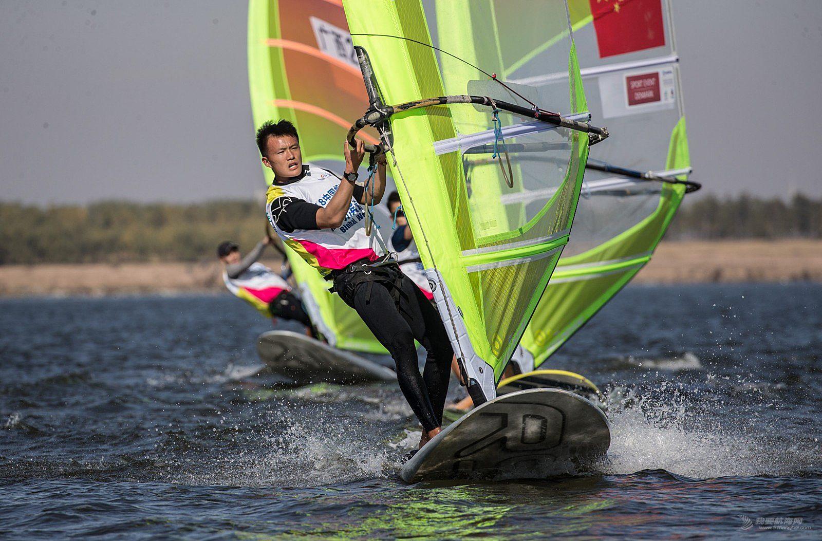 中国帆船联赛潍坊站28日国手赛事图片1
