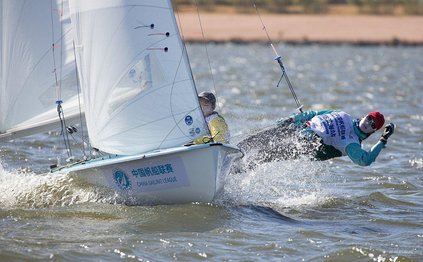 中国帆船联赛潍坊站29日国手赛事图片2
