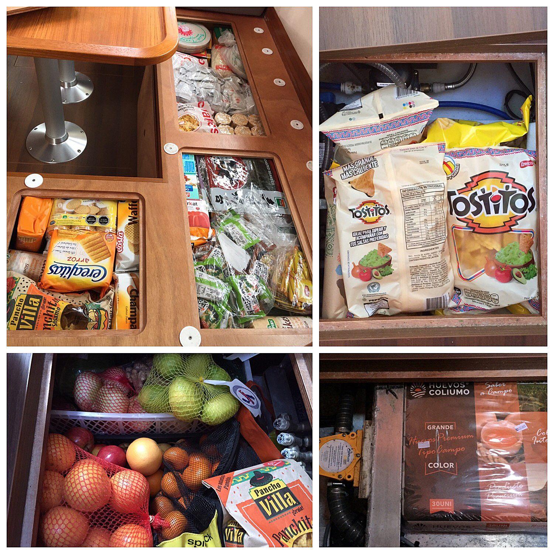 《海角孤舟》(79)如何计划和采购两个月的食物储备