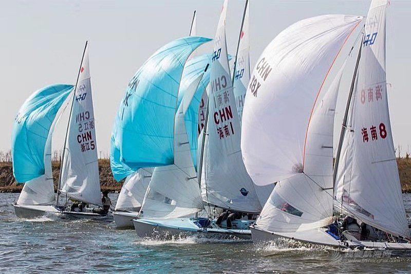 首届中国帆船联赛潍坊滨海站-全情回顾