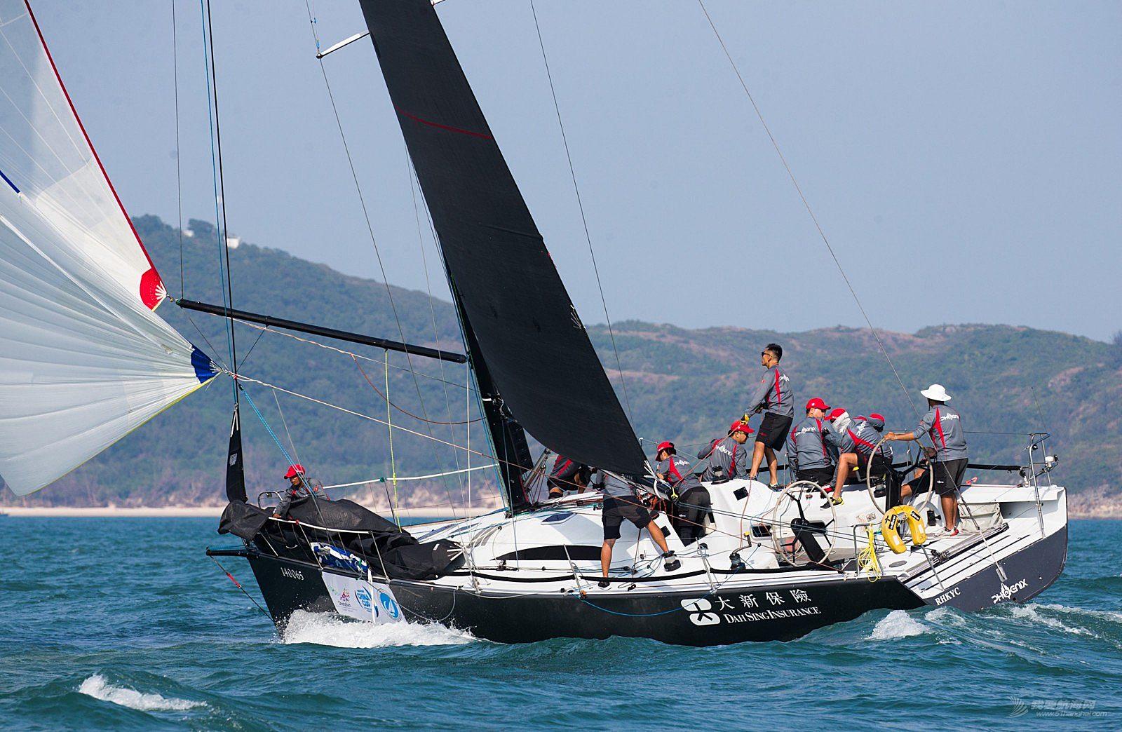 2018第十二届中国杯帆船赛9日赛事图片贴3