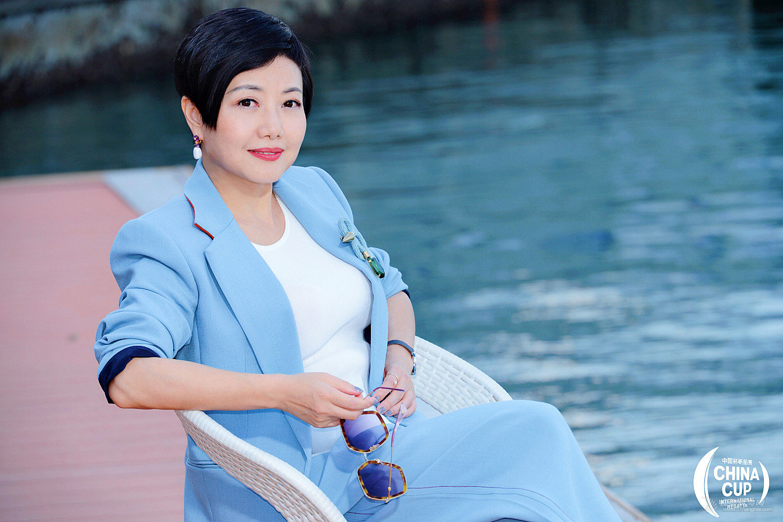 """专访中国杯COO晓昱:赛事改变城市布局,""""帆船+""""独特价值"""