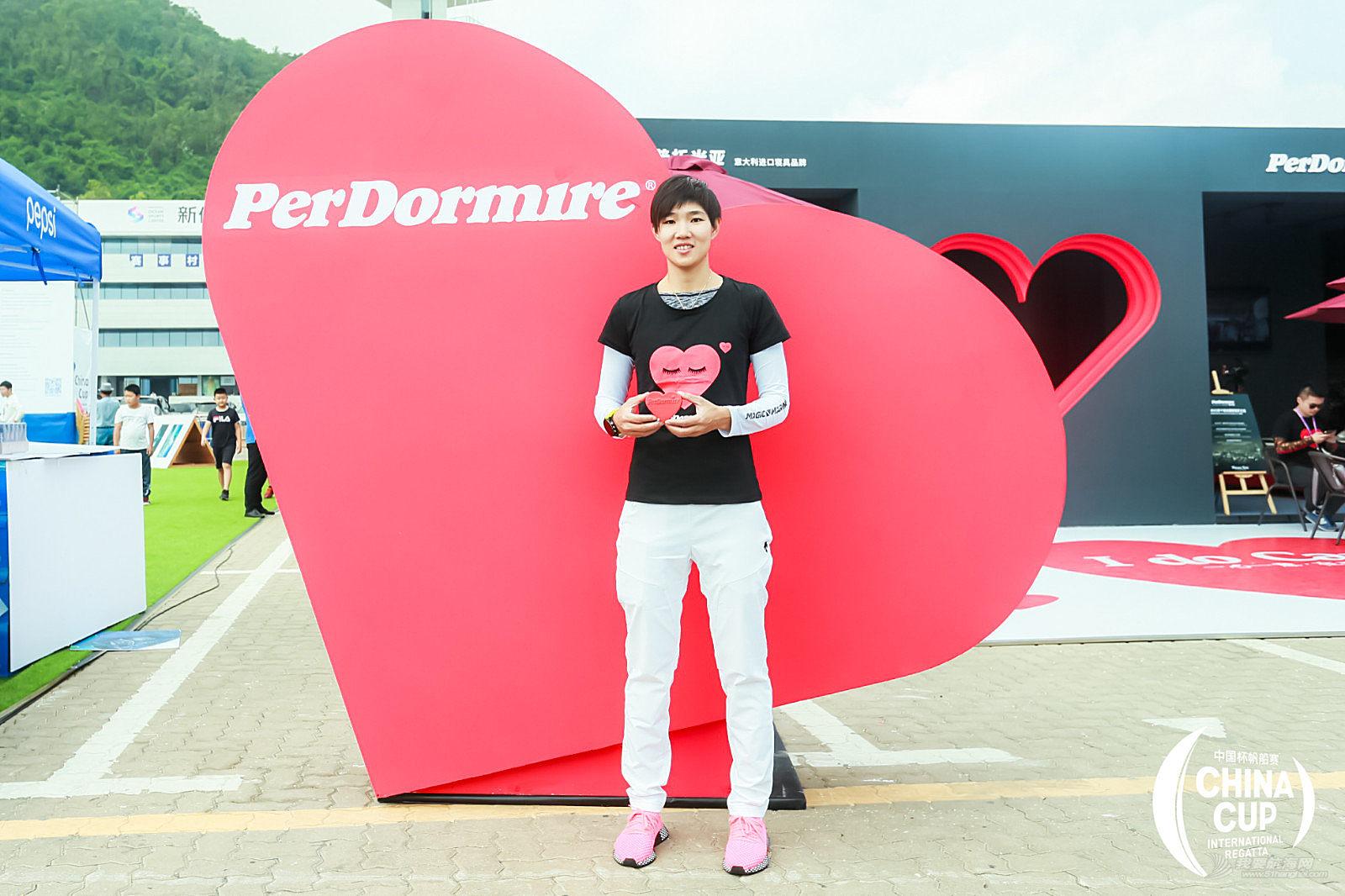 陈佩娜和中国杯的第三次亲密接触,年度最佳女水手剑指东京奥运会