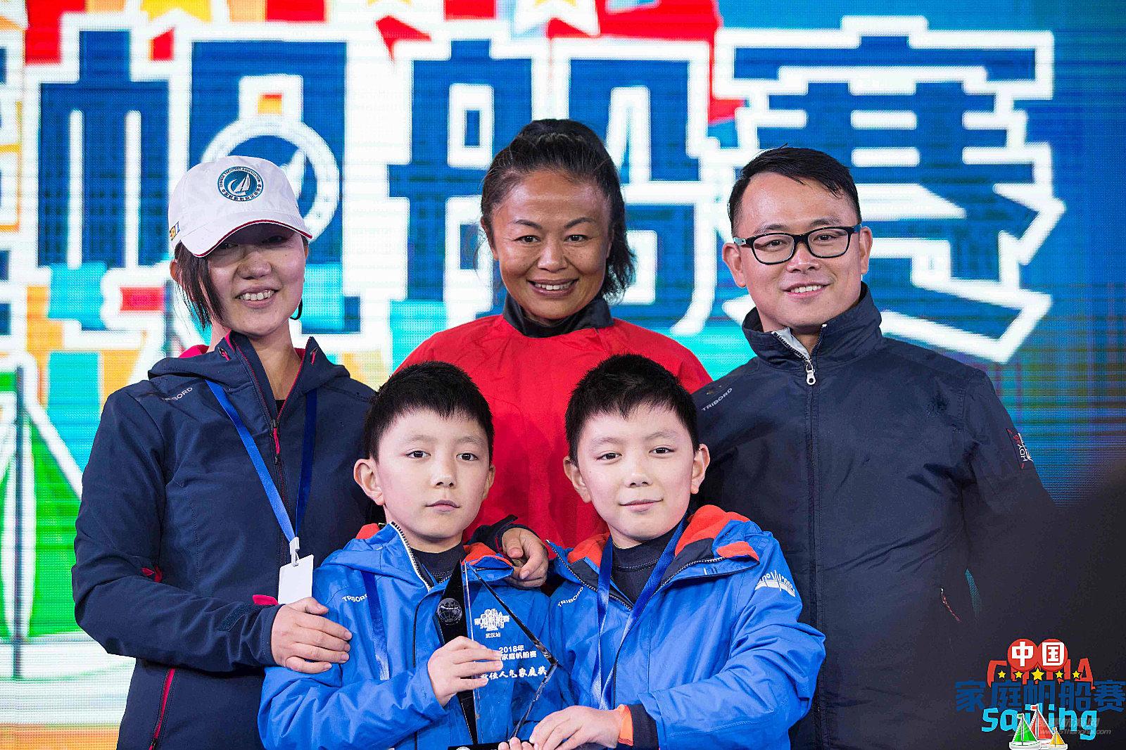 东湖经雨添帆影 2018中国家庭帆船赛武汉站火热开赛