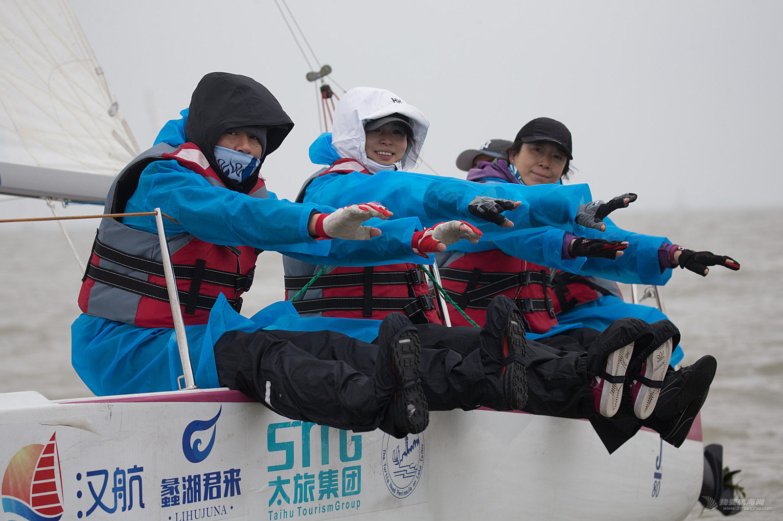 """2018""""鼋头渚杯""""环太湖国际帆船拉力赛圆满收官"""