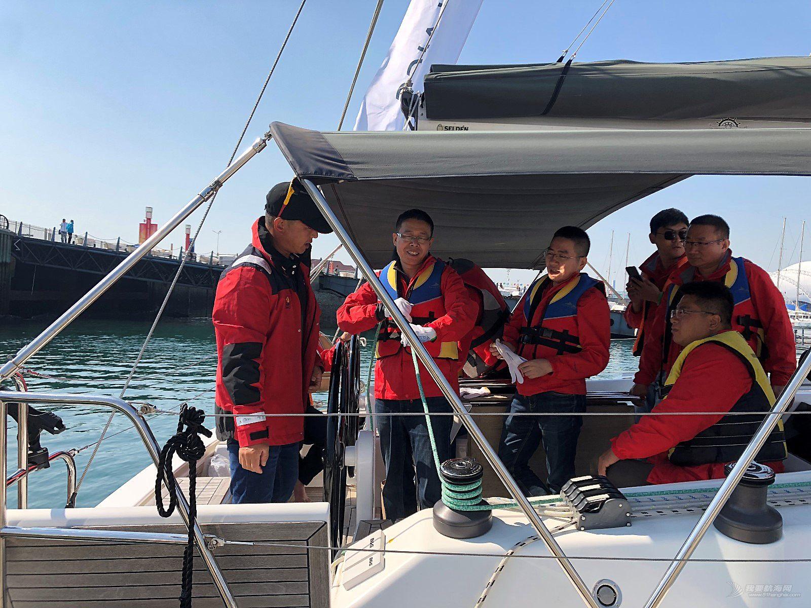 奥迪汽车青岛奥帆中心高端客户答谢—驾驶帆船海上驰骋--乘风破浪俱乐部