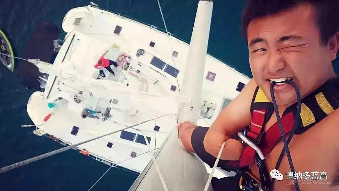 独臂航海家徐京坤的蓝高航海英雄梦