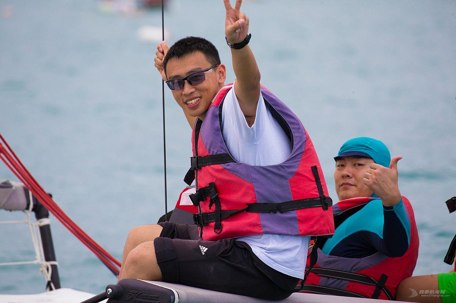 2018中国家庭帆船赛天涯海角杯三亚站精彩图片5