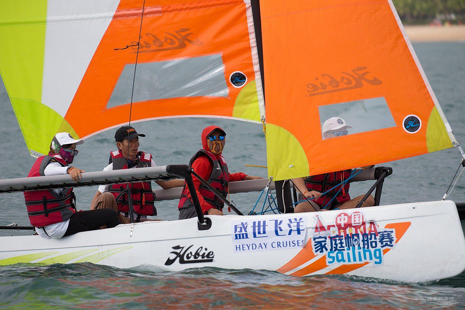 2018中国家庭帆船赛天涯海角杯三亚站精彩图片6