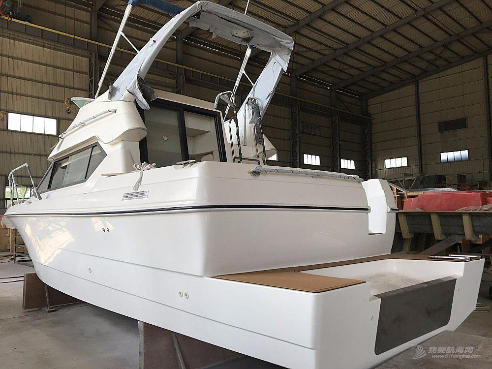 全新美国Bayliner 28尺原模翻版游艇