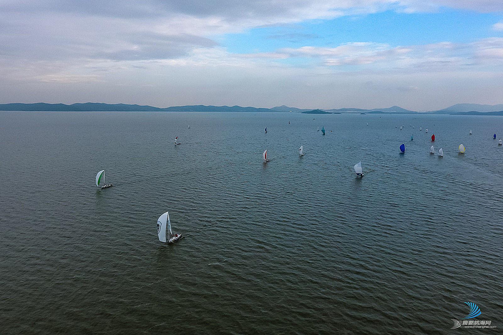 第二届常熟UWC杯昆承湖帆船赛精彩视频