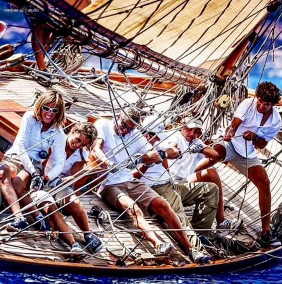 我们为什么要参与帆船运动理由之五:从小众的狂欢到资本市场的新宠