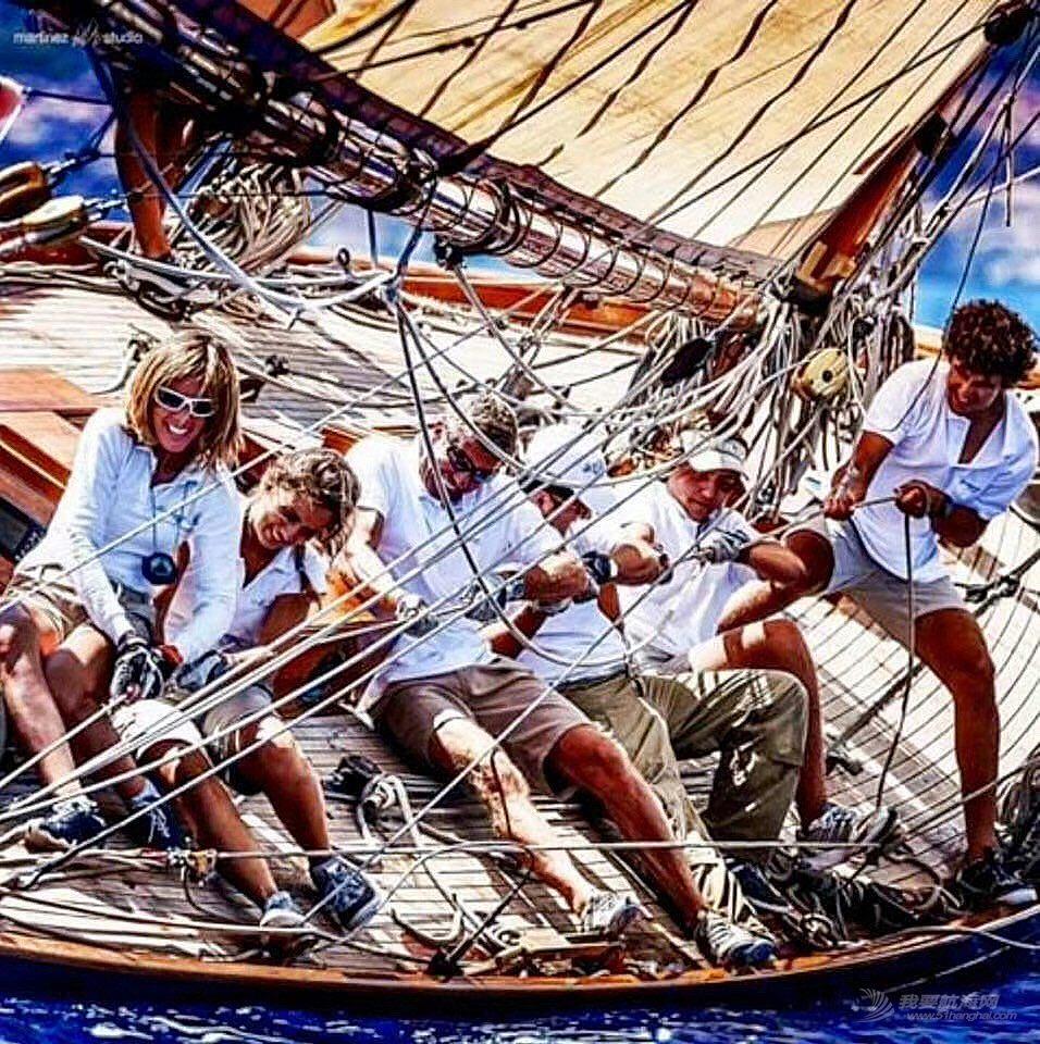 我们为什么要参与帆船运动理由之六帆船运动:体育世界里最后的净土