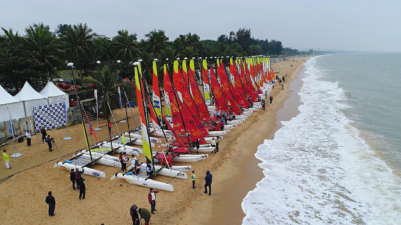 看得见的成长:2018中国家庭帆船赛总决赛赛事集锦