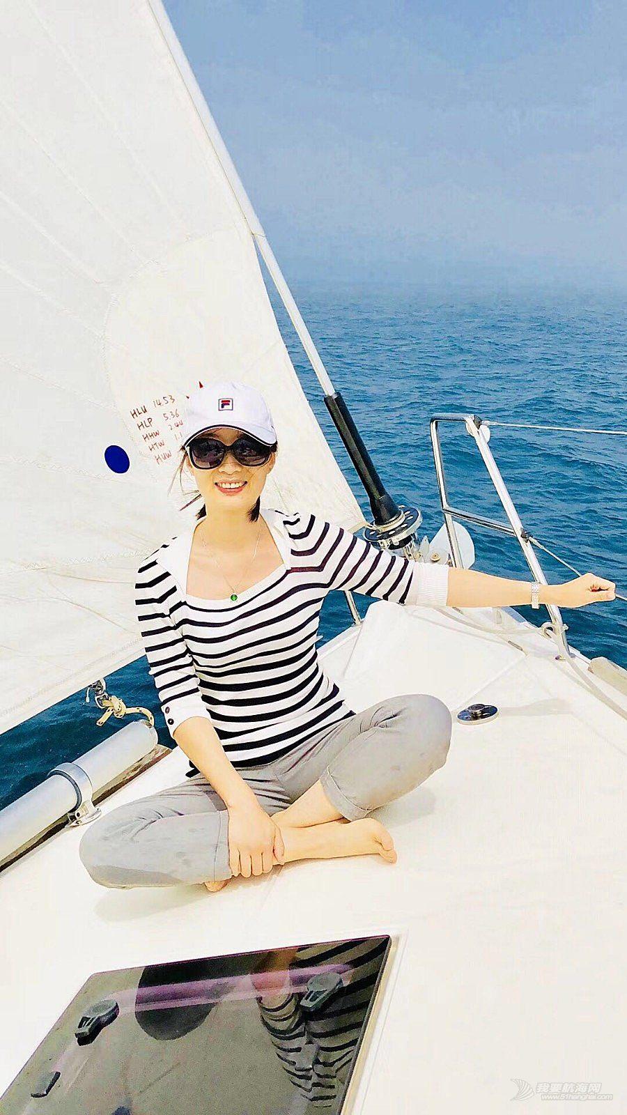 我们为什么参与帆船运动理由之七:丑女变凤凰庸男也疯