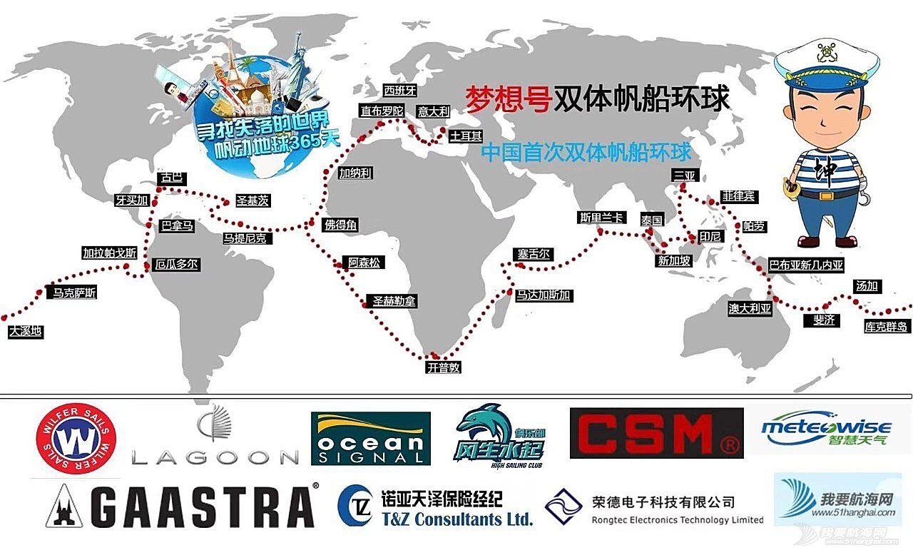 第一个,完成环球航行,亚洲人 第一个完成环球航行的其实是一个亚洲人?!