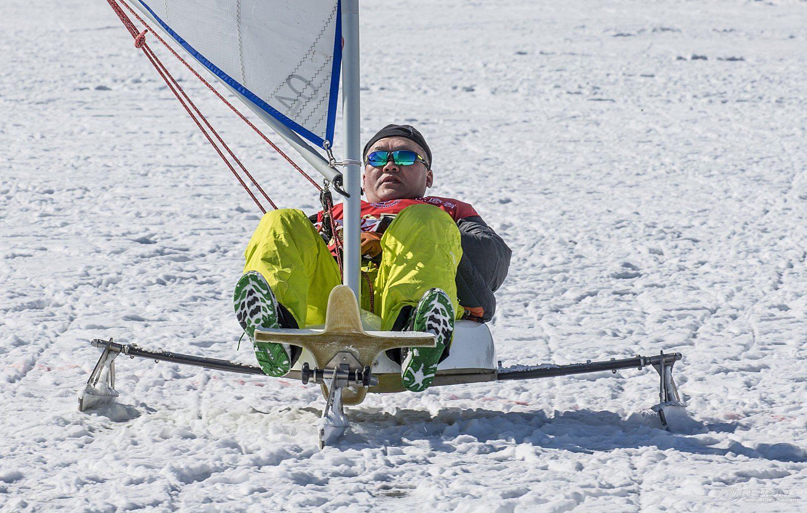首届全国冰上帆船公开赛赛事图片贴3