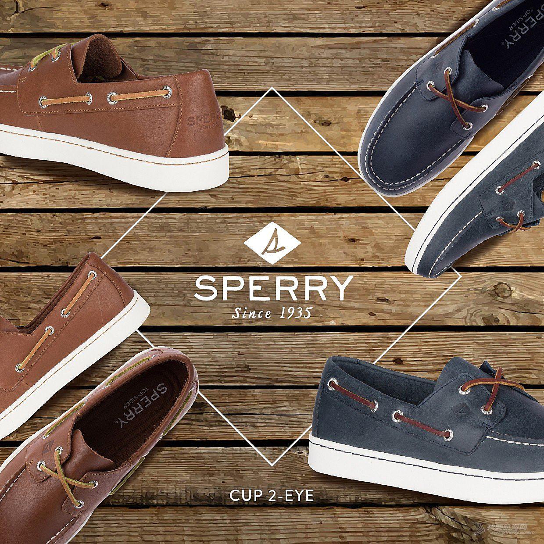 Sperry | 听说船鞋有点不一样?