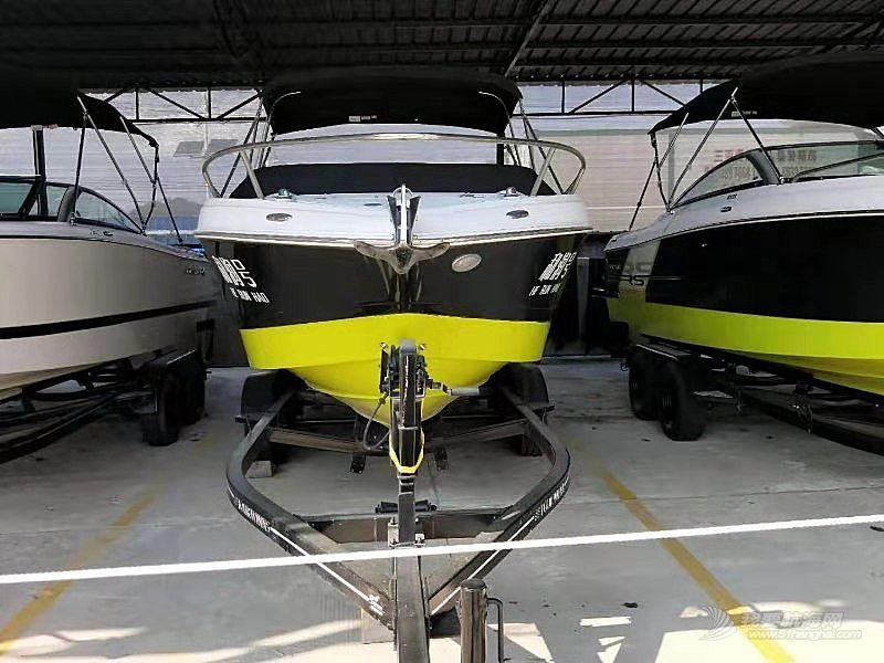 三证齐全!进口运动型游艇FOURWINNS S215RS