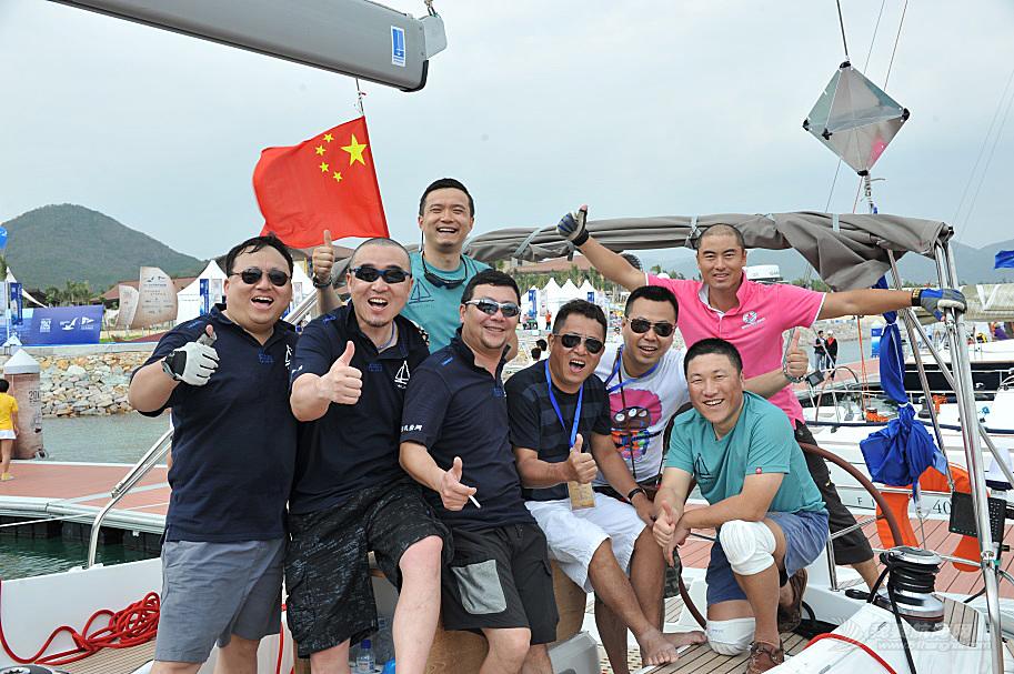 【赛队巡礼】汕头队 | 上海爱帆会队