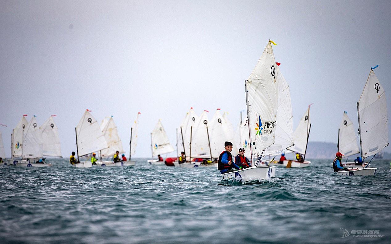 梅沙教育全国青少年帆船联赛三亚站完赛 运动员积分排名公布