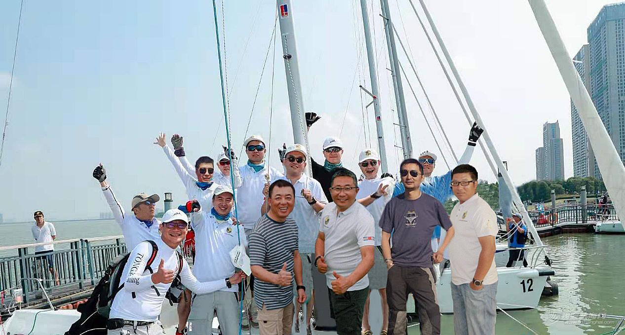 【赛队巡礼】铁甲帆船队   同济EMBA-尚赛俱乐部联队·海南农信号