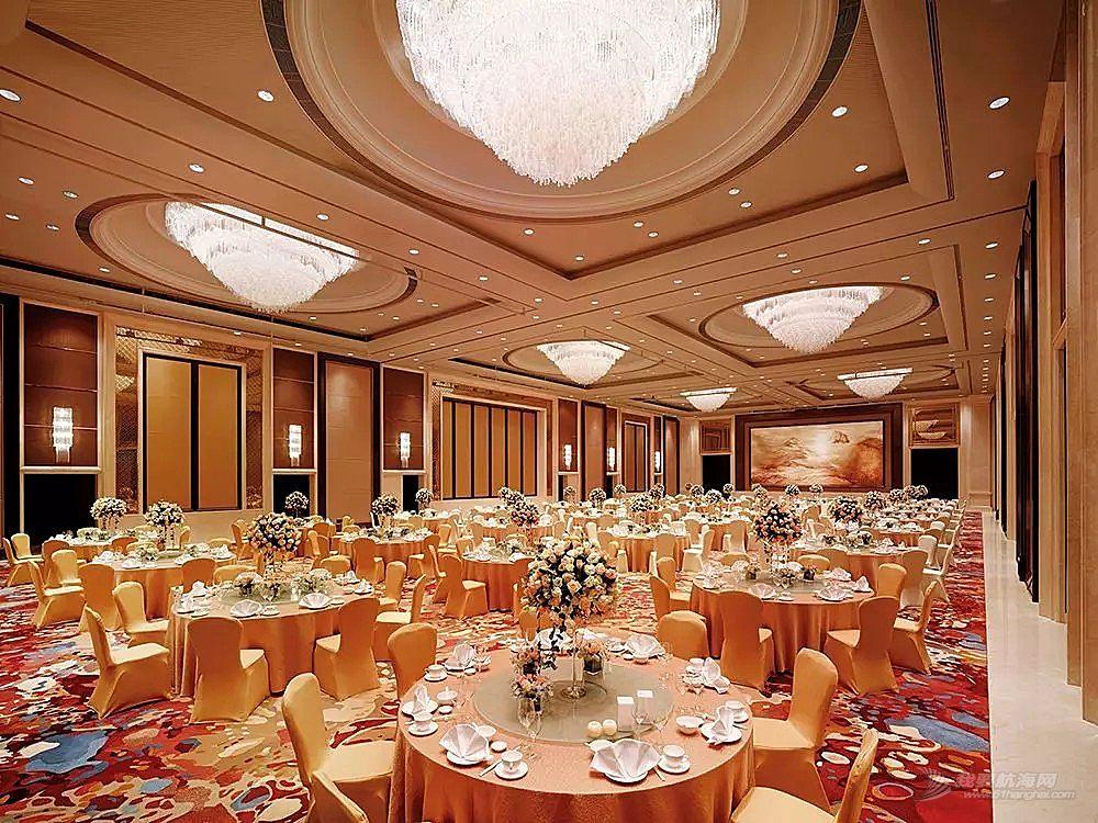 海口香格里拉大酒店荣膺第十届海帆赛官方指定主接待酒店