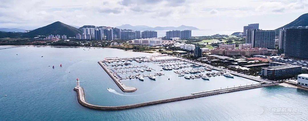 三亚半山半岛帆船港:与海帆赛共成长
