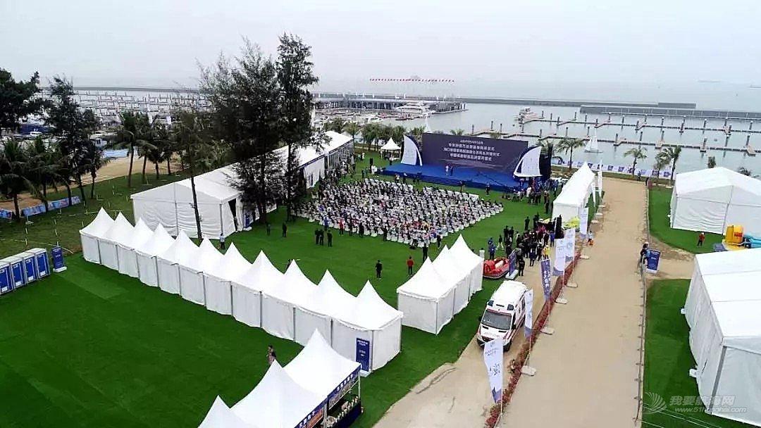 第十届海帆赛主办港:海口市国家帆船基地公共码头