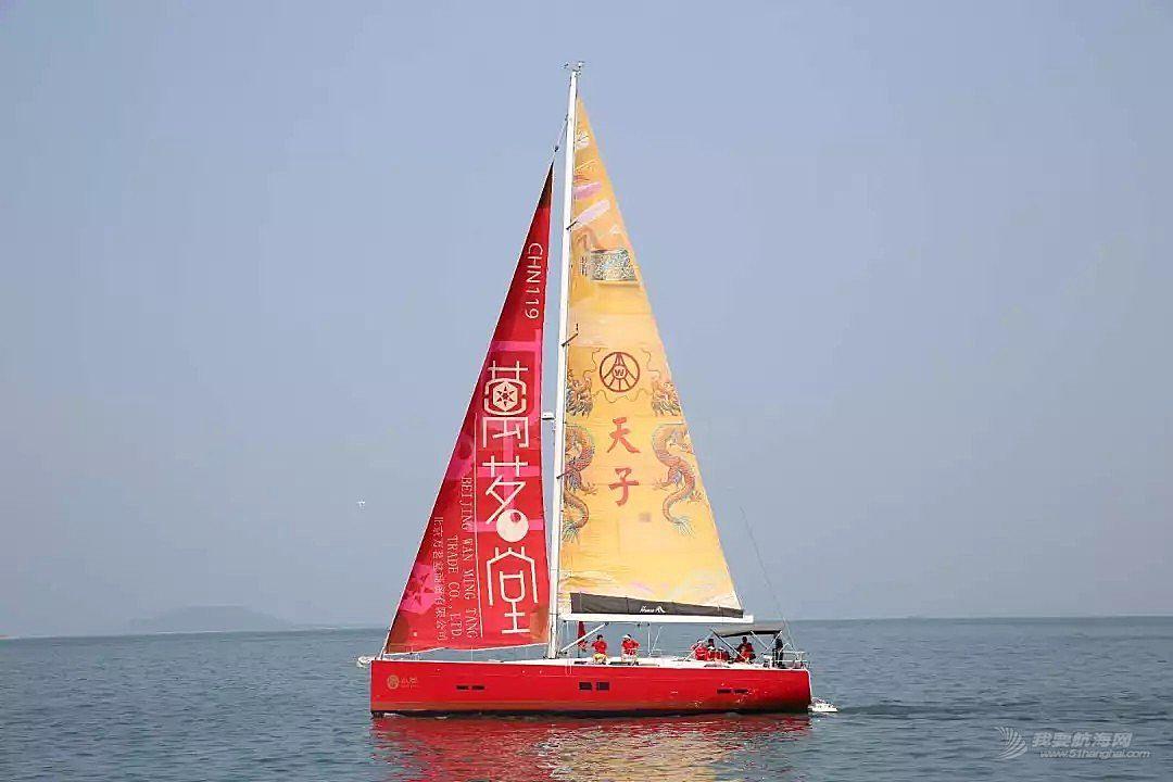 共庆荣耀!万茗堂与海帆赛再度携手
