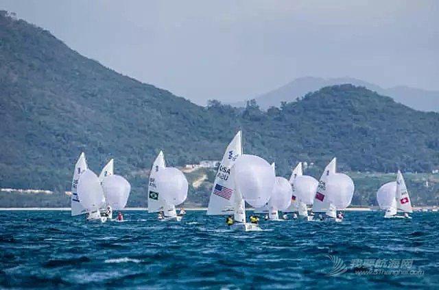 """【十年·城市】三亚:帆船帆板运动走出自信""""国际范"""""""