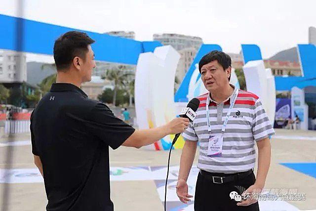 【十年·故事】帆船,是运动更是产业-原海南省文体厅副厅长杨毅光