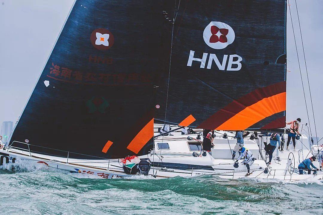 随船日记   蜈支洲岛杯2019海帆赛场地赛初体验