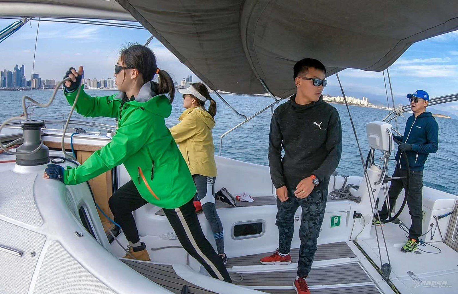 国际帆船驾照入门必修课ASA101开班在即!