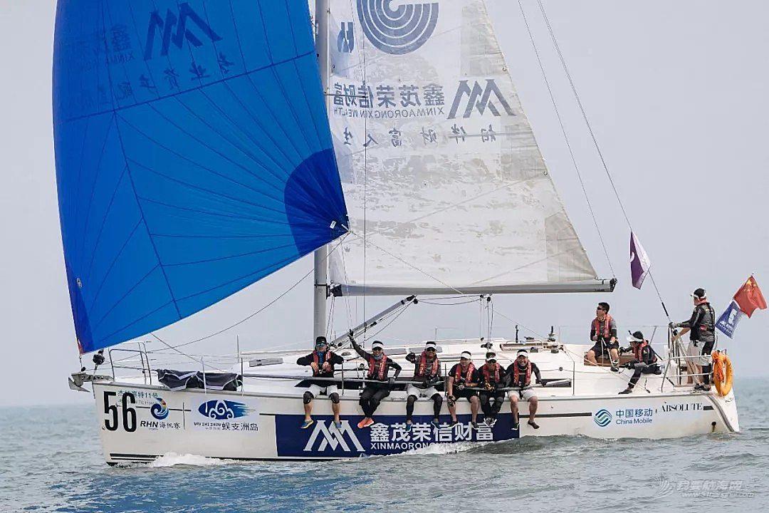蜈支洲岛杯2019海帆赛海口沿岸赛,强队竞争激烈黑马脱颖而出
