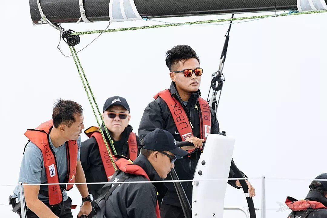 全环记录保持者友宝队携新战舰征战海帆赛