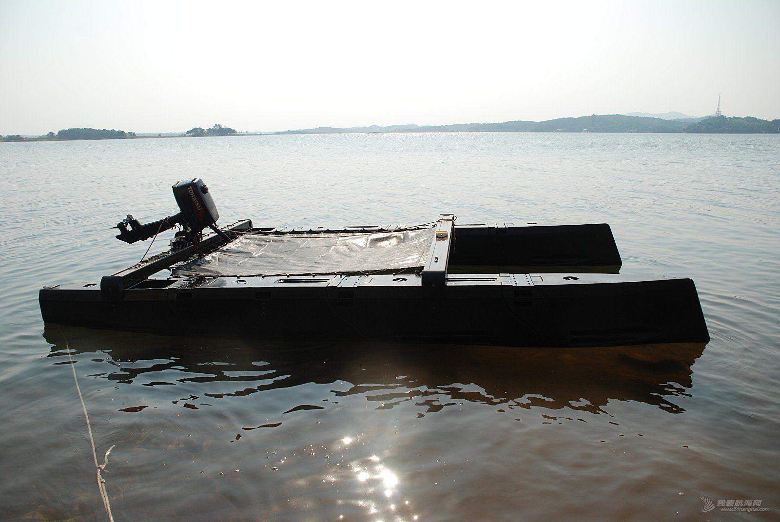 花了几年时间搞的概念船。帆船,钓鱼船机帆两用。