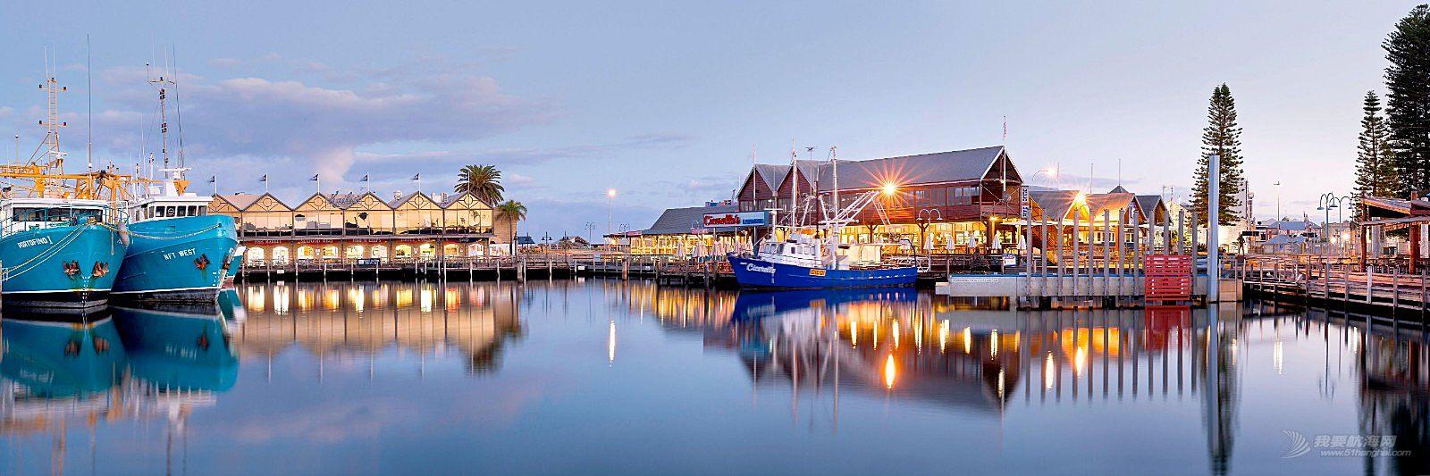 克利伯环球帆船赛新赛季将再次停靠澳大利亚弗里曼特尔