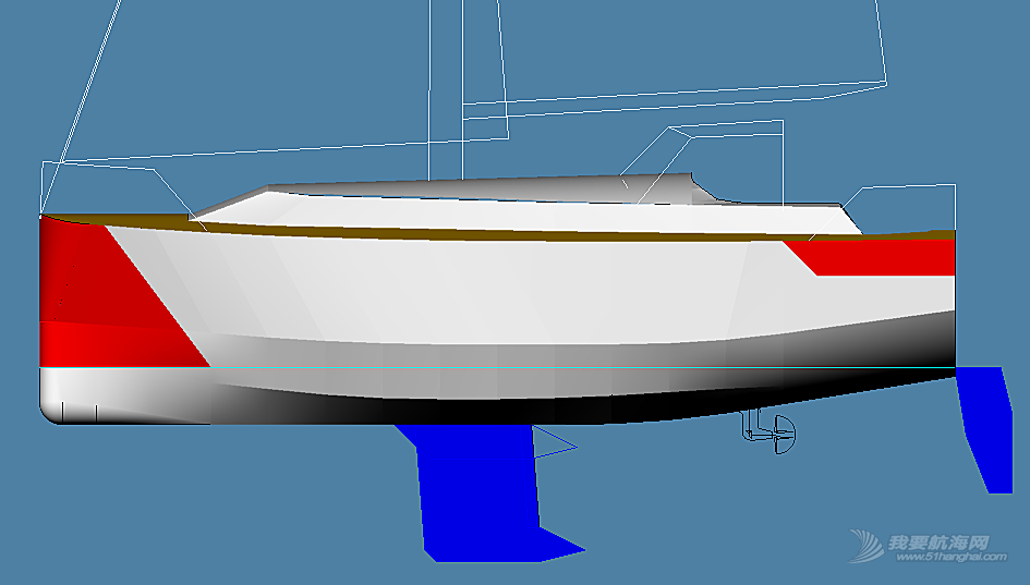 新790帆船设计