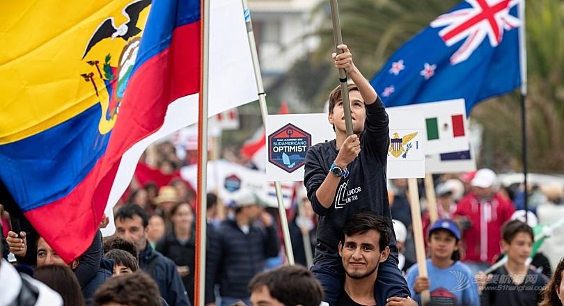 2019年南美OP帆船锦标赛正式开始