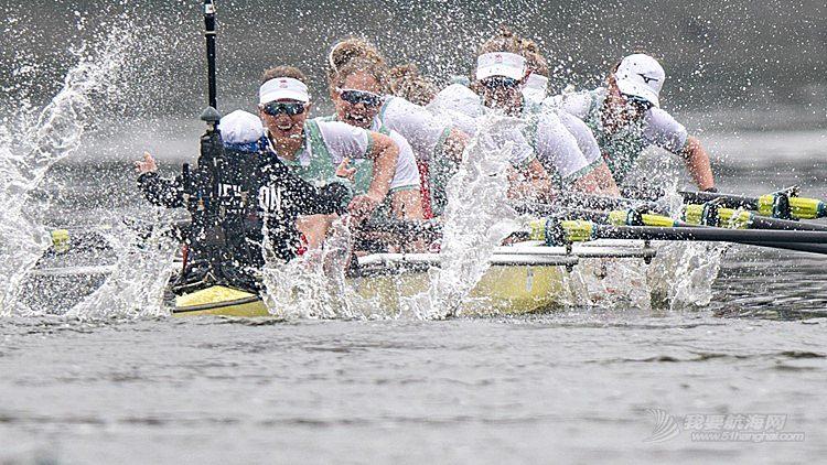 剑桥大学彻底扫除了2019年的赛艇比赛