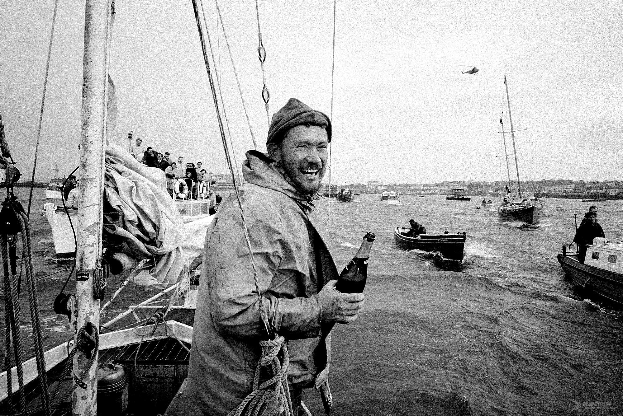 罗宾爵士单人不间断环球50周年庆活动日程