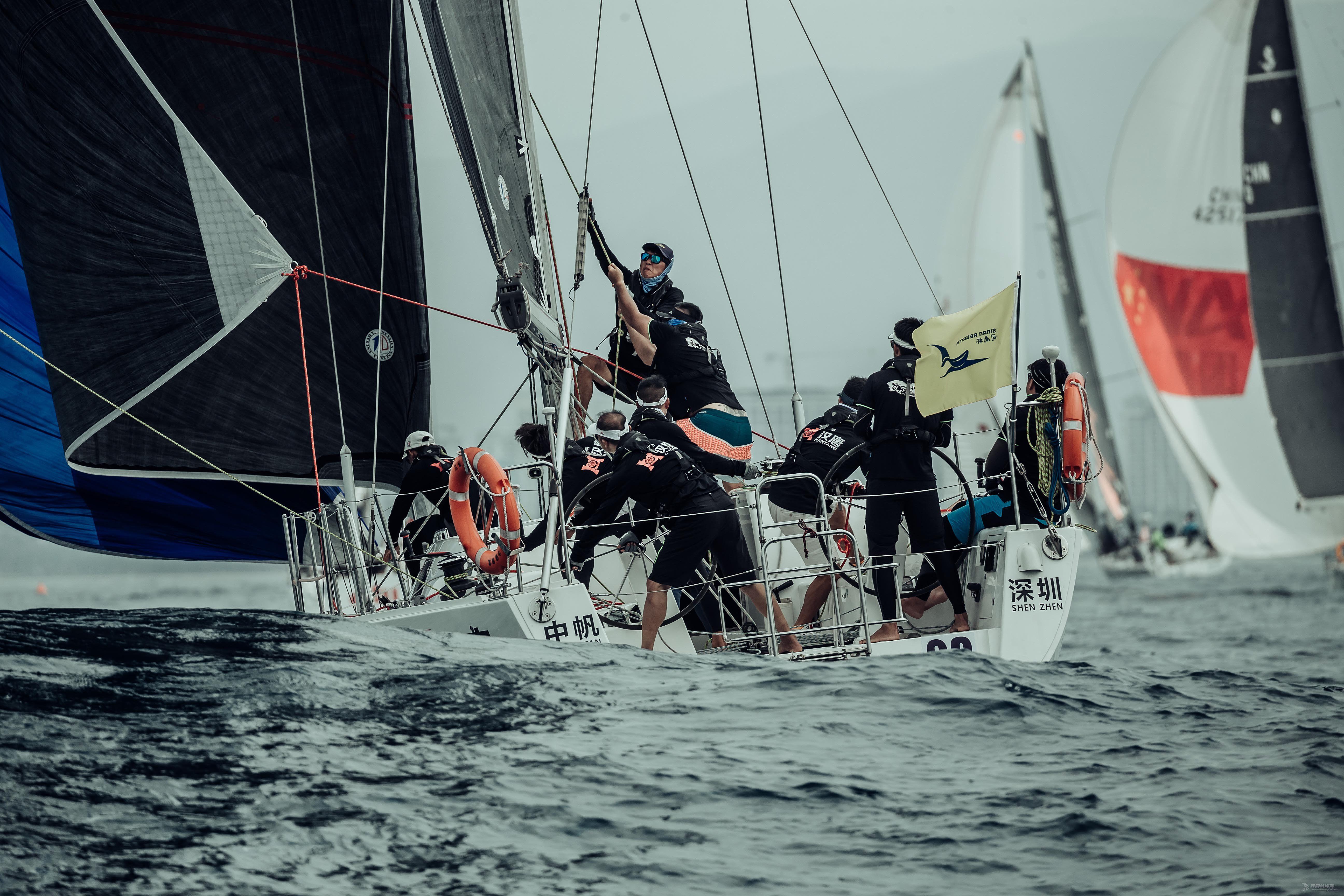 2019司南杯帆船赛照片图8