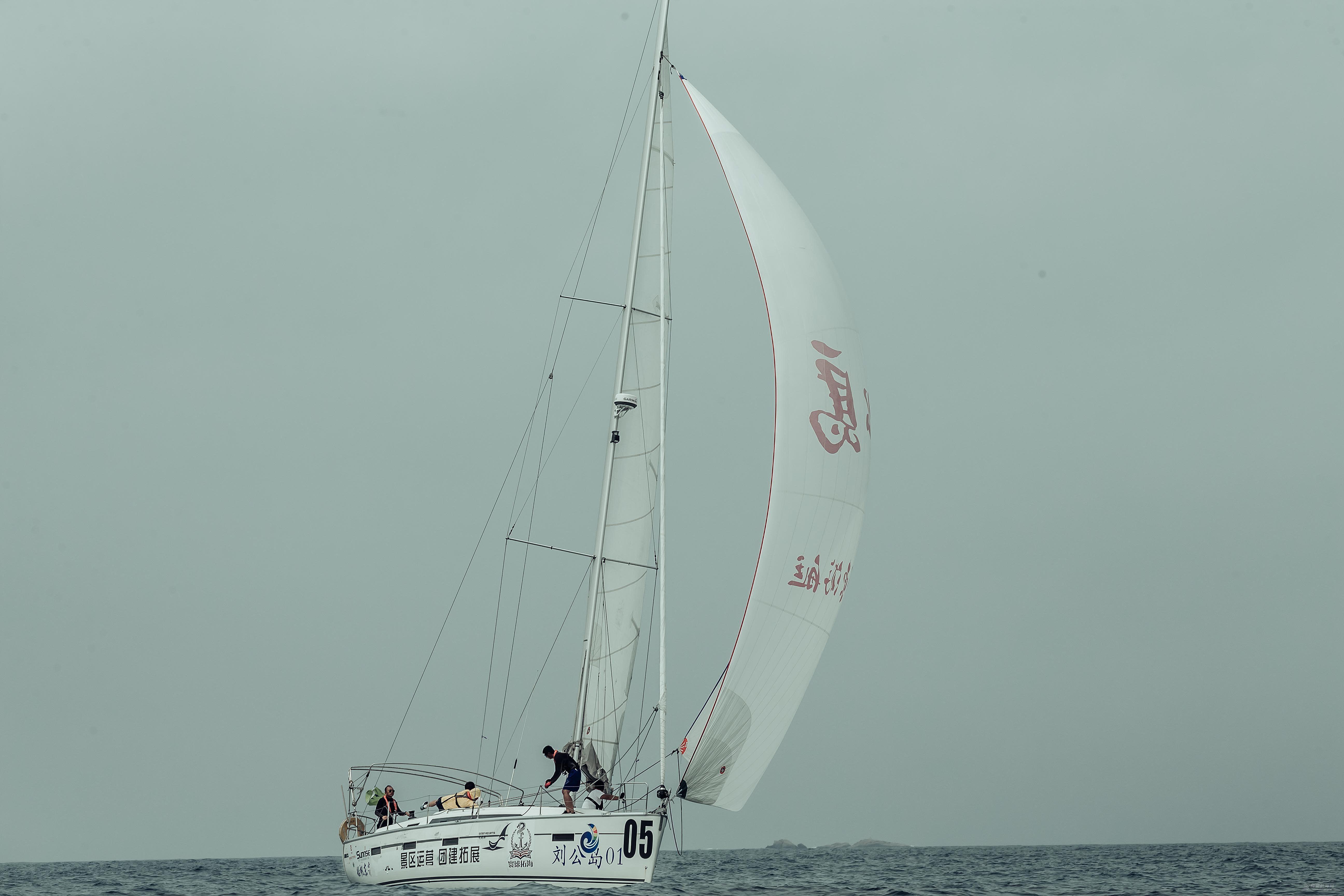 2019司南杯帆船赛照片图9
