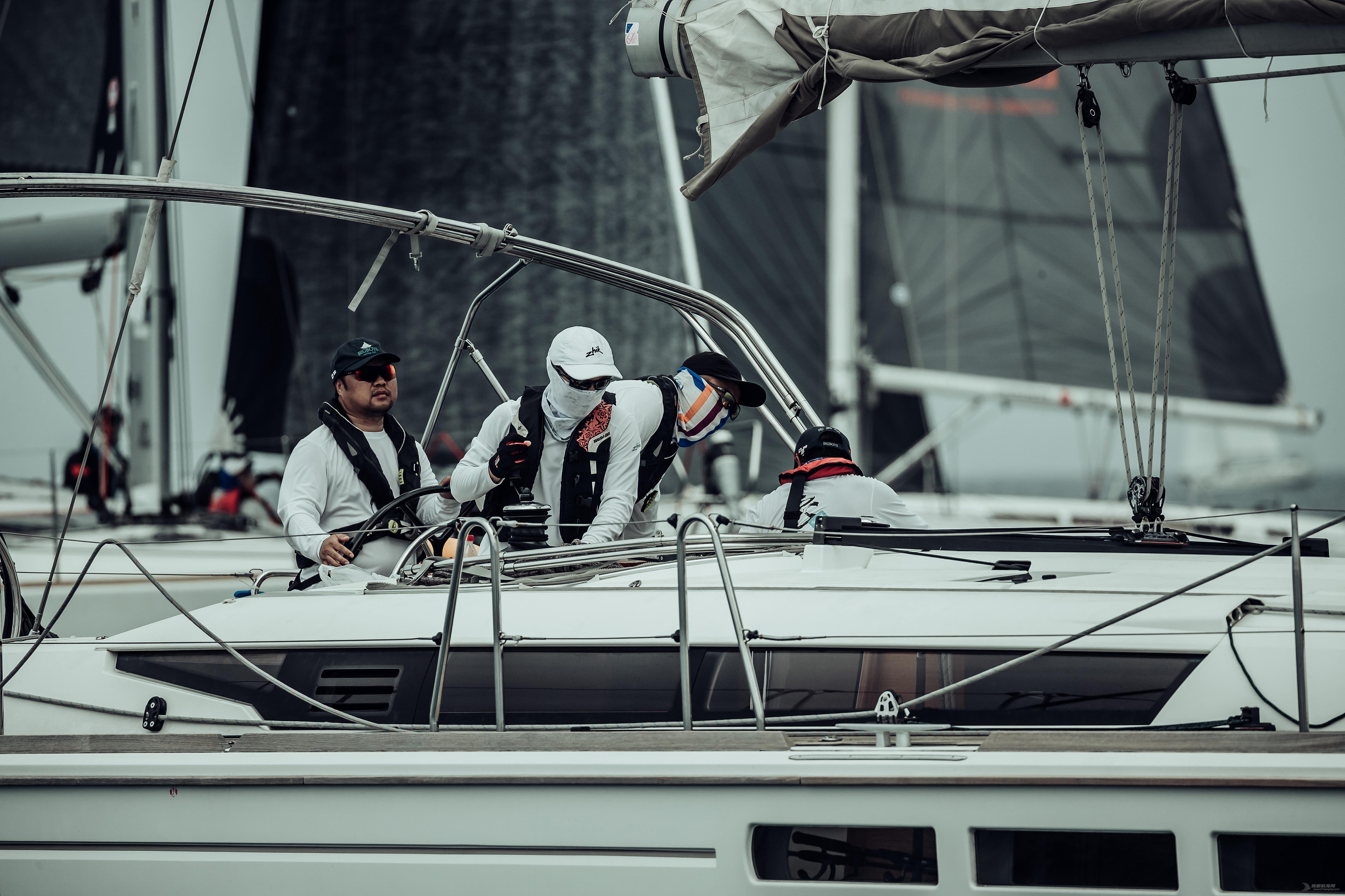 2019司南杯帆船赛照片图11