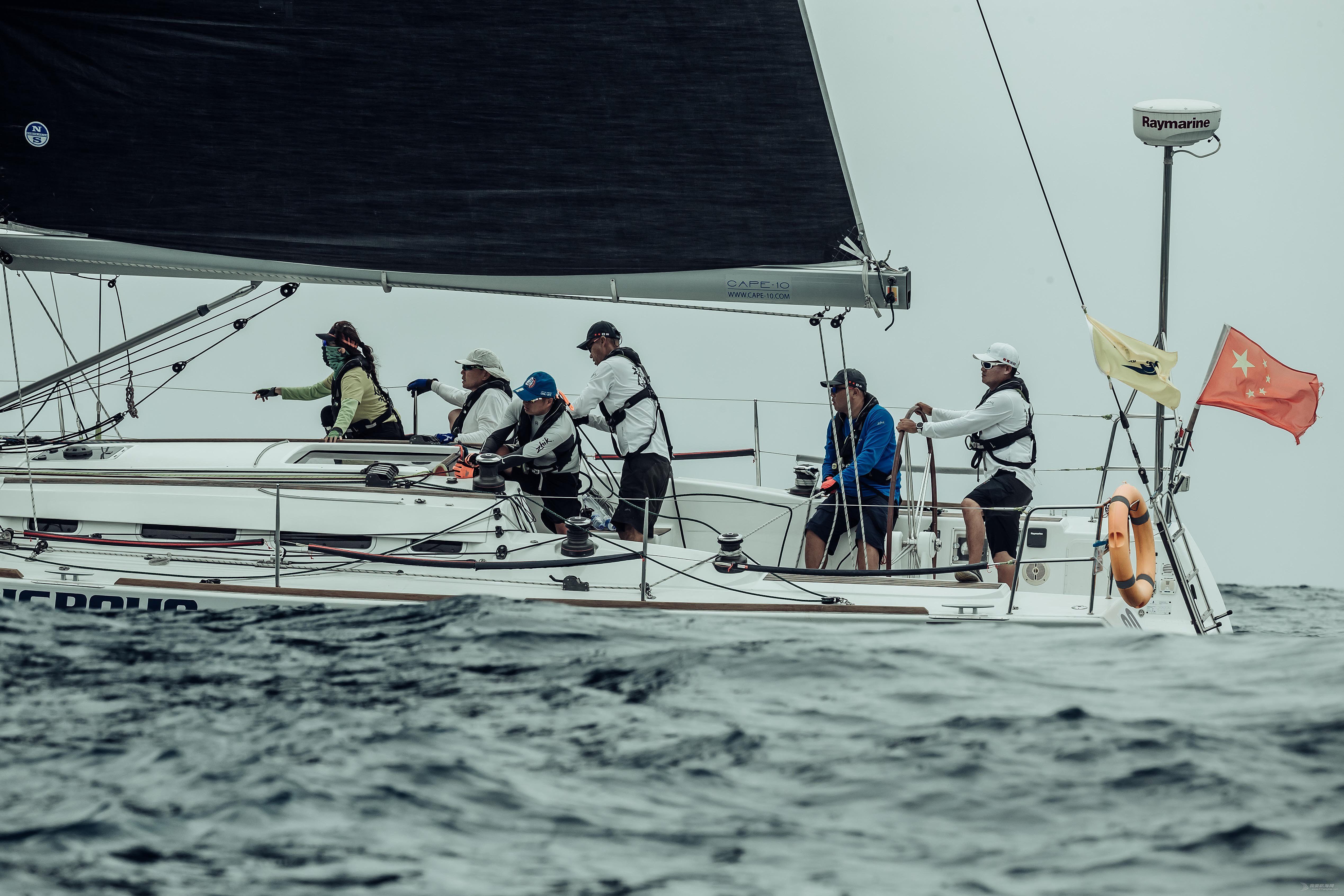 2019司南杯帆船赛照片图13